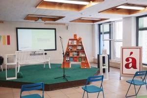 21.05.2021 - Открытие Центра грамотности